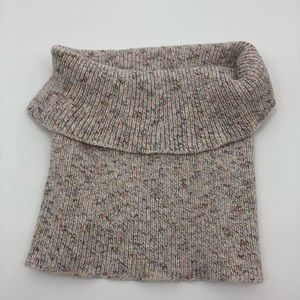 Universal Threads Knit Infinity Turtle Neck Scarf